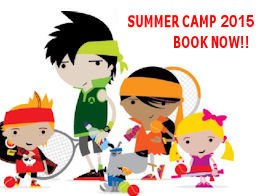 Summer Camp 2014 - Book Now